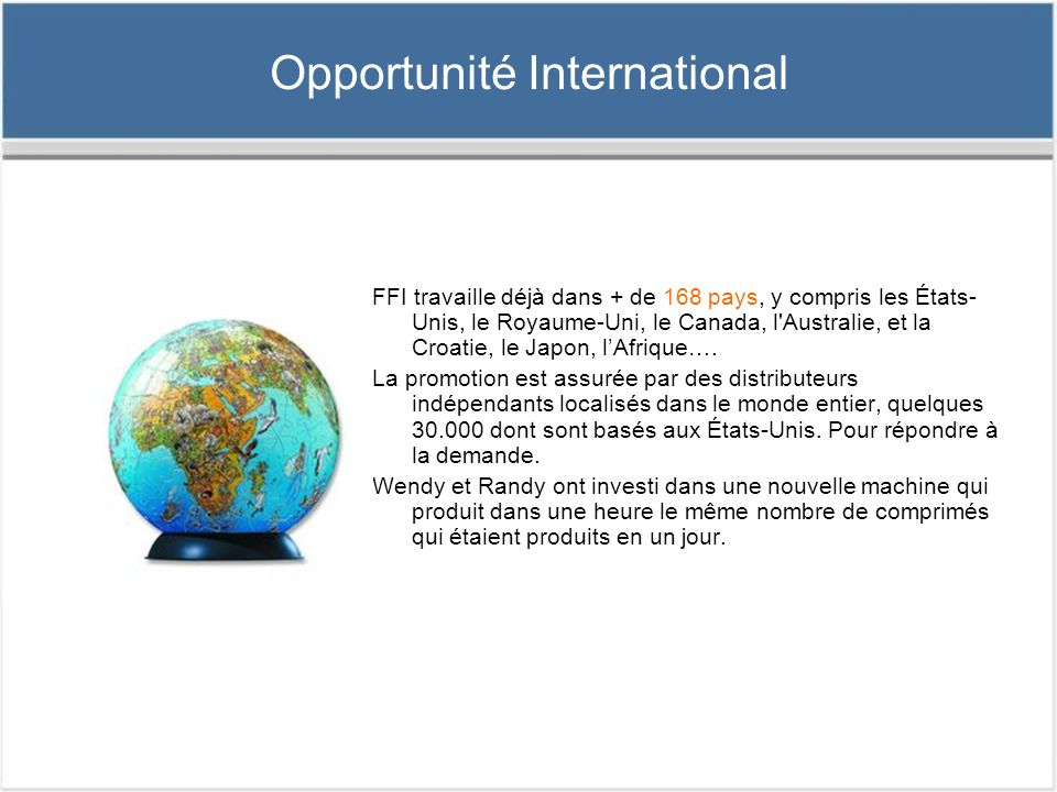 Opportunité International