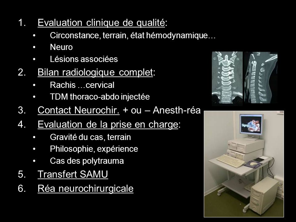 Evaluation clinique de qualité: