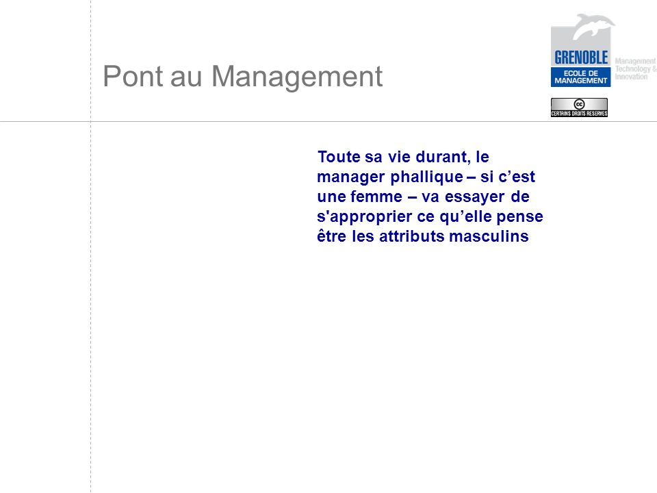 Pont au Management