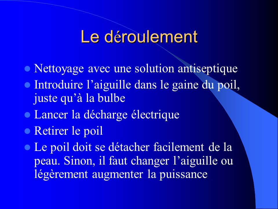 epilation lectrique dr yen bui ppt video online t l charger. Black Bedroom Furniture Sets. Home Design Ideas