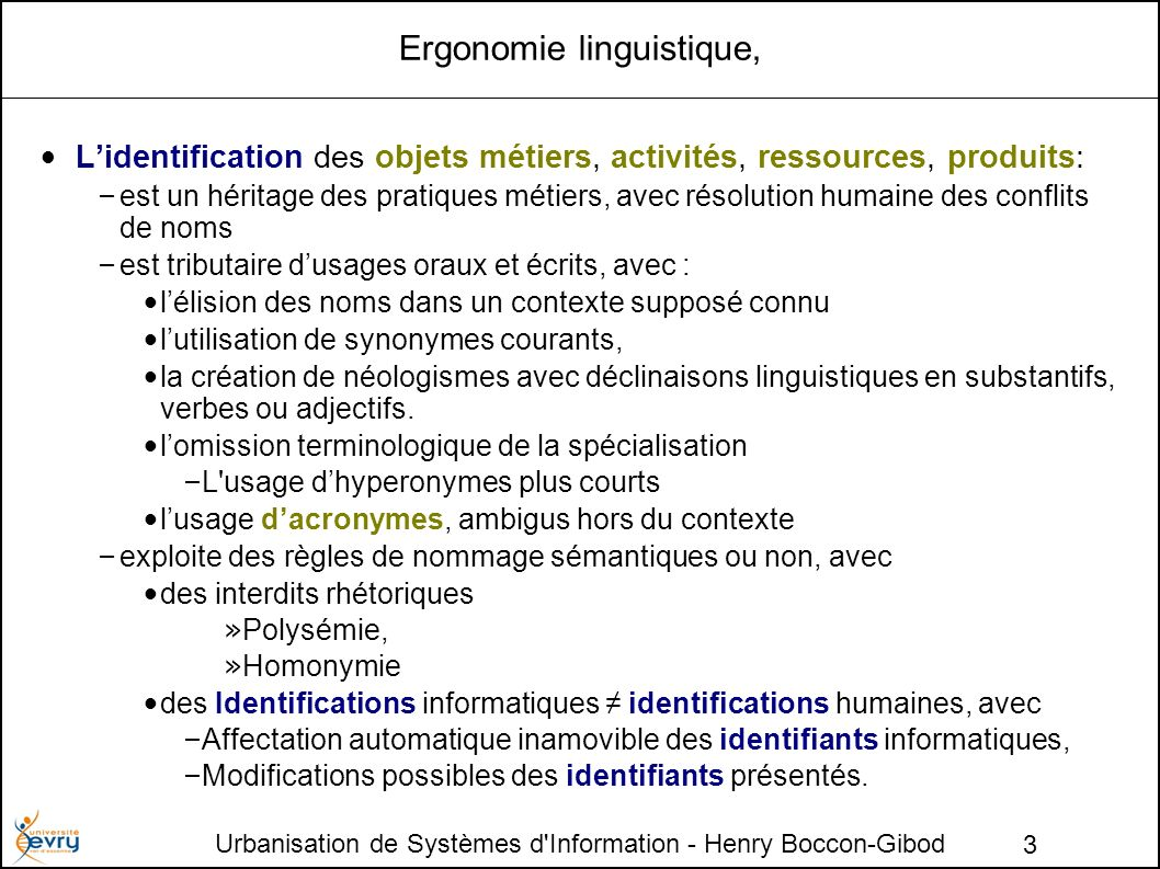 Ergonomie linguistique,