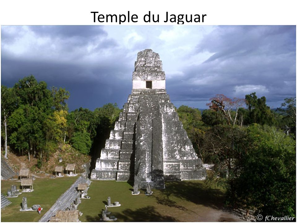 Temple du Jaguar