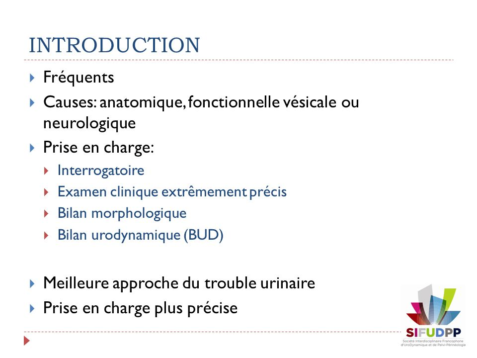 INTRODUCTION Fréquents