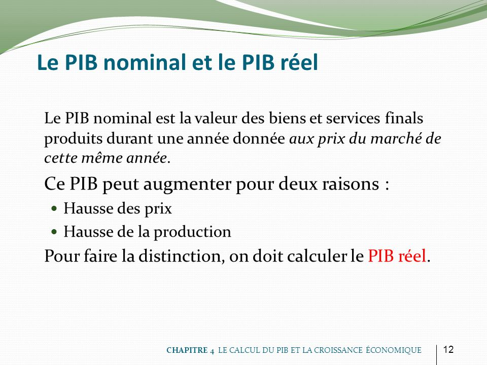 Ecn116 Introduction A La Macroeconomie Ppt Telecharger