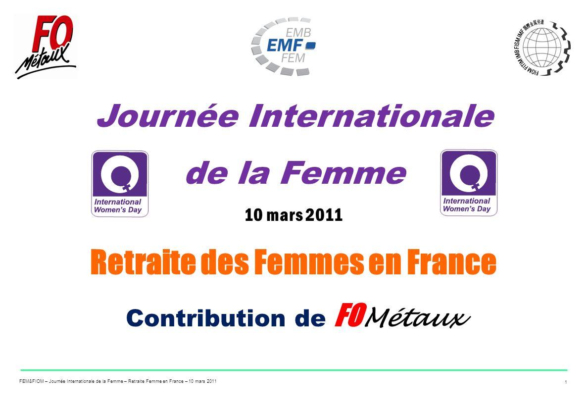 fête femme égalité emploi