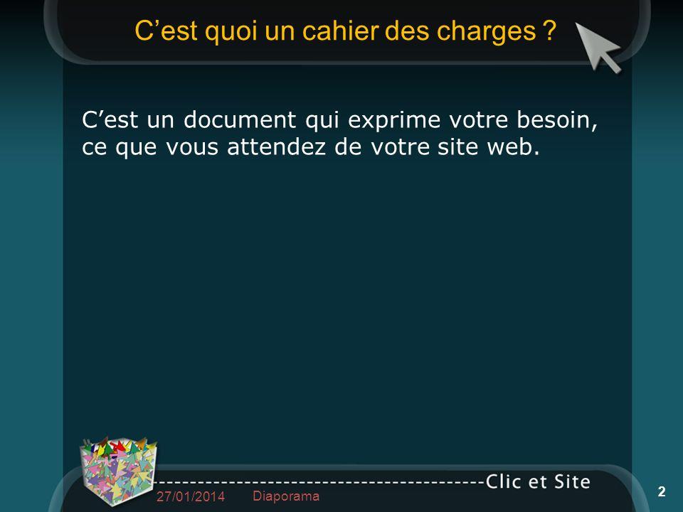 Le Cahier Des Charges Intervenant Regis Bacher Ppt Video Online