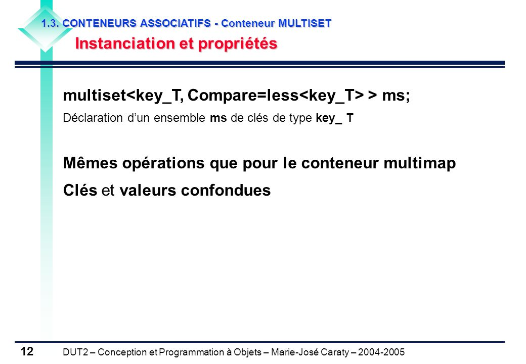multiset<key_T, Compare=less<key_T> > ms;