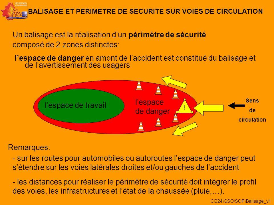 BALISAGE ET PERIMETRE DE SECURITE SUR VOIES DE CIRCULATION - ppt ... ac0e02d8d5d8