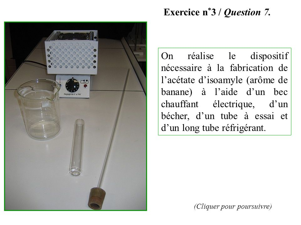 Exercice n°3 / Question 7.