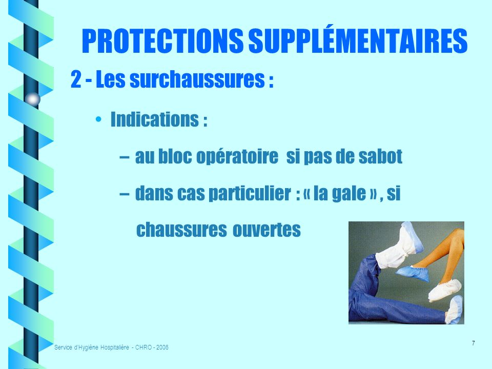 PROTECTIONS SUPPLÉMENTAIRES