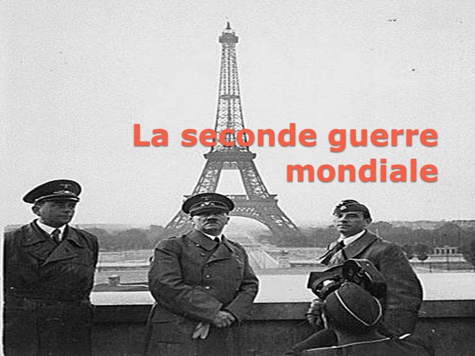 La seconde guerre mondiale - ppt télécharger fc78a91c5124