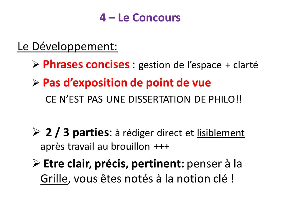 dissertation méthode philo