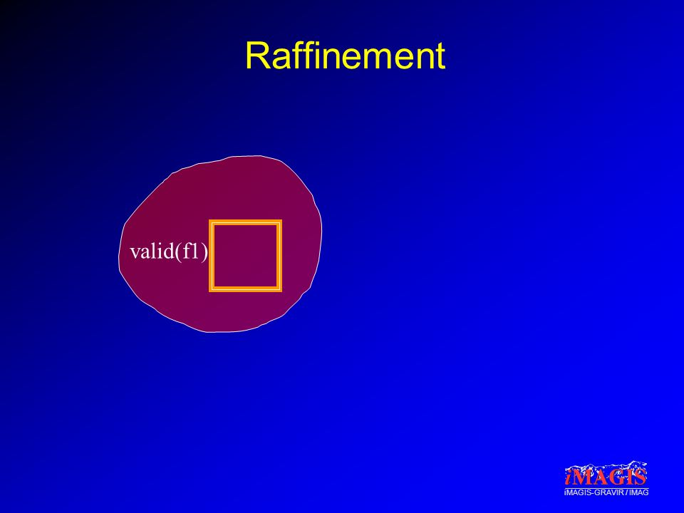 Raffinement valid(f1)