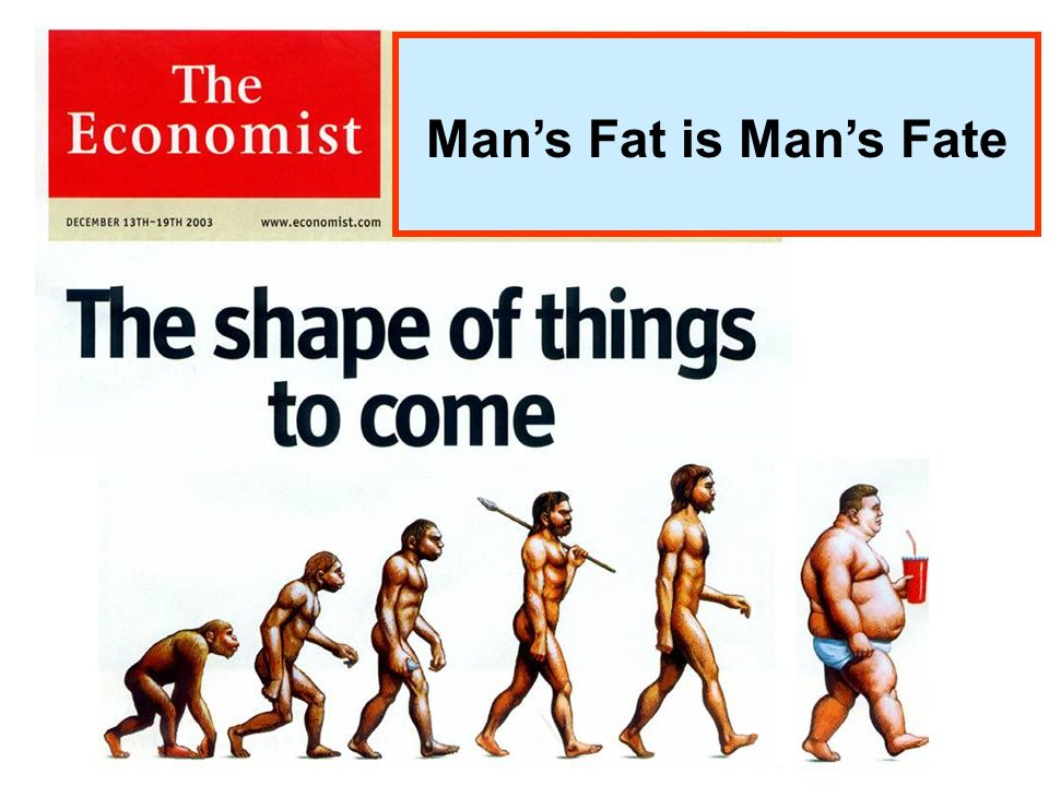 Man's Fat is Man's Fate 7