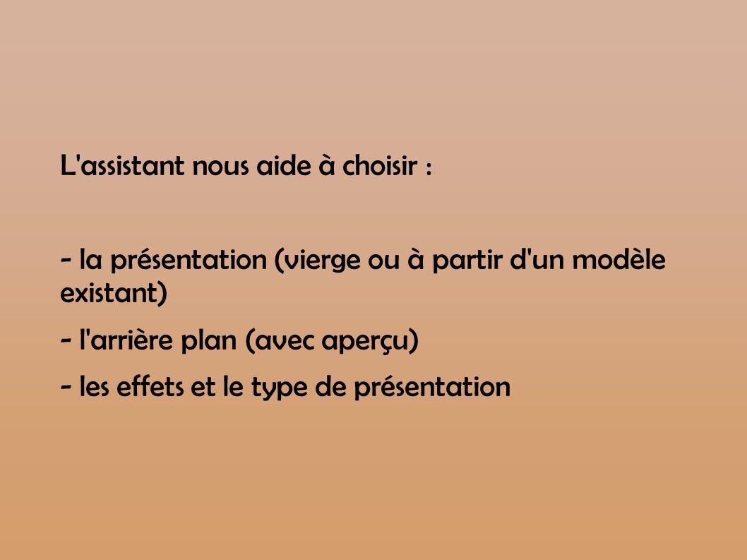 Open Office Impress Arri C3 A8re Plan Créer Un Diaporama