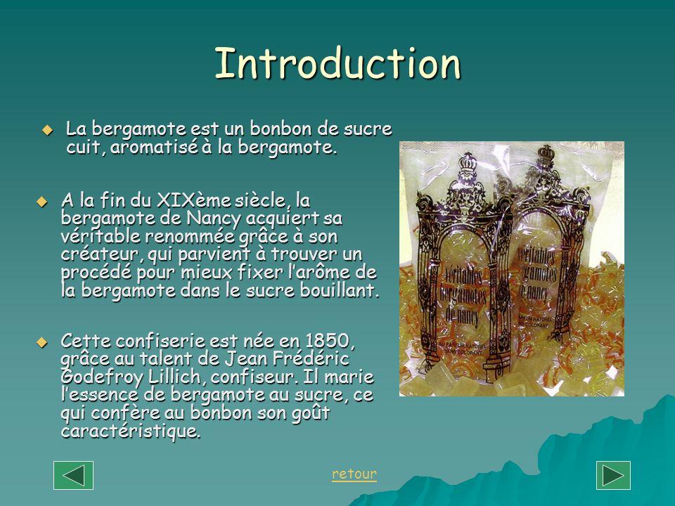 Les bergamotes de Nancy - ppt video online télécharger