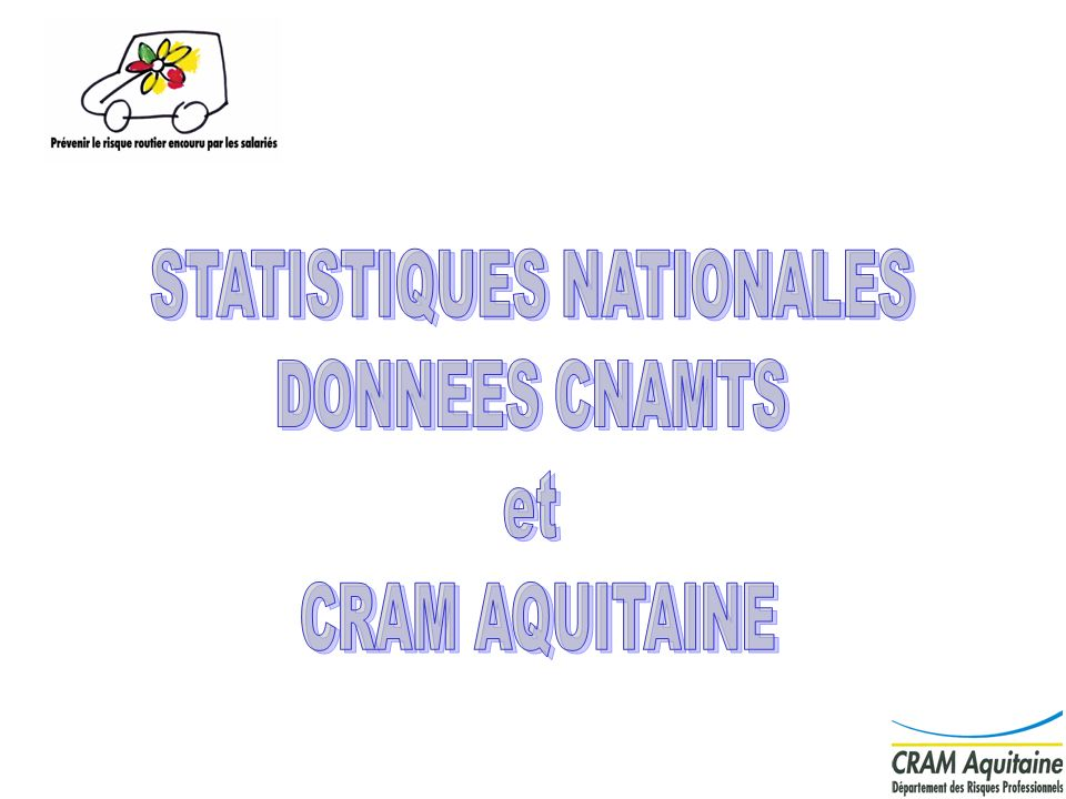 STATISTIQUES NATIONALES