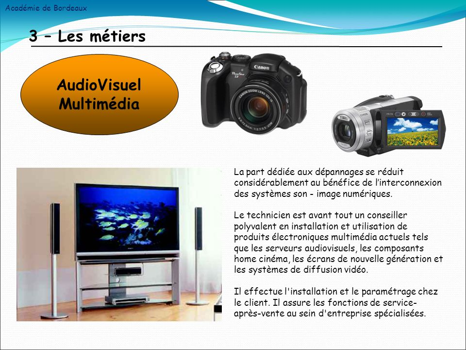 AudioVisuel Multimédia