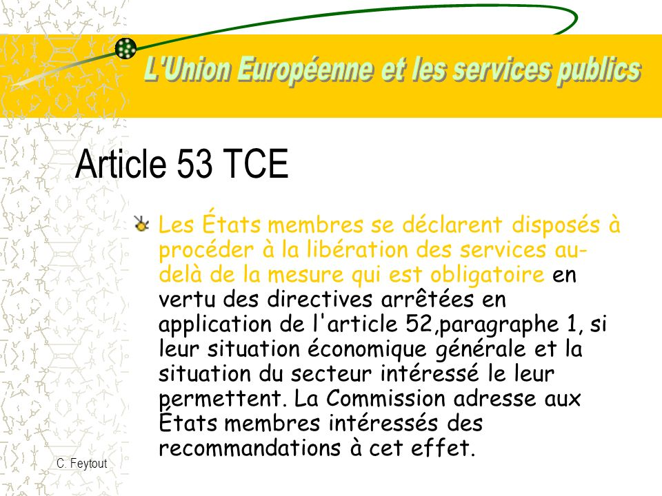 Article 53 TCE