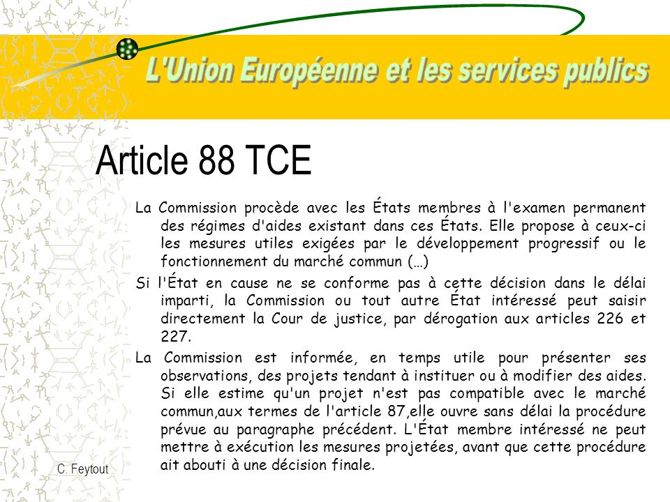 Article 88 TCE
