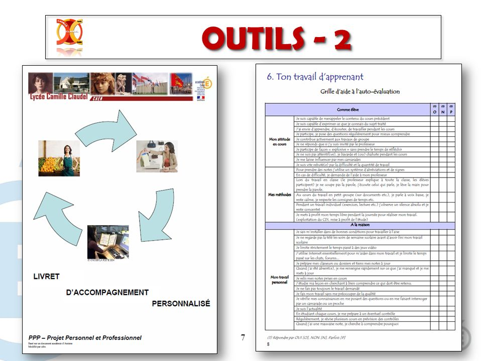 OUTILS - 2
