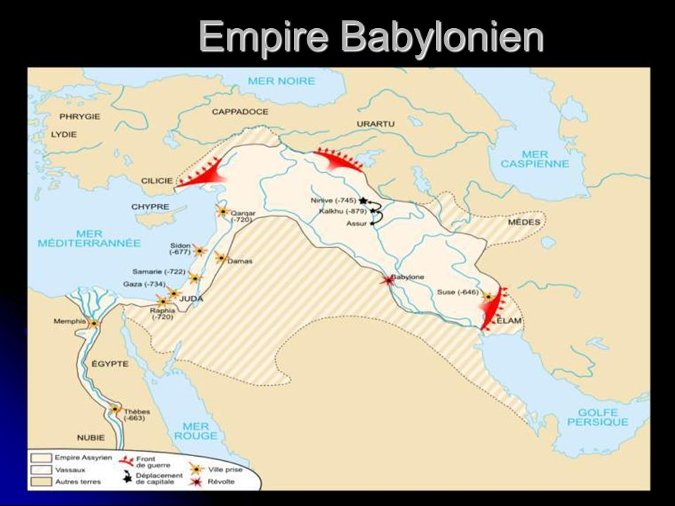 Empire Babylonien