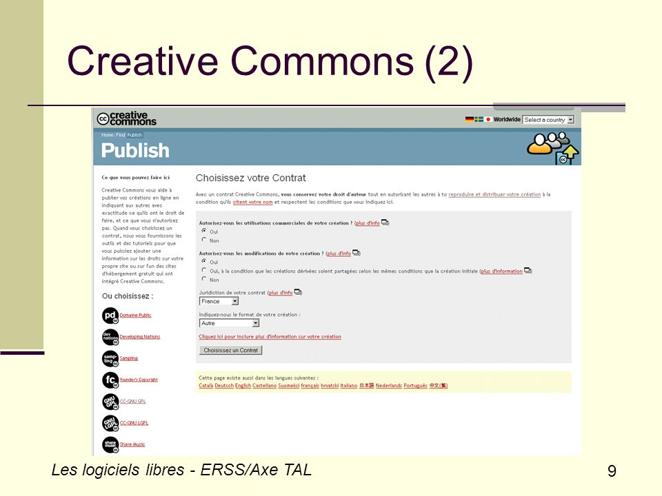 Creative Commons (2)