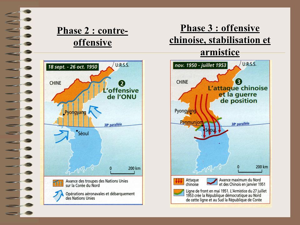 Phase 3 : offensive chinoise, stabilisation et armistice