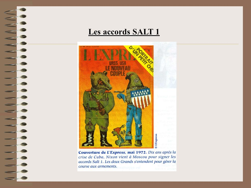 Les accords SALT 1