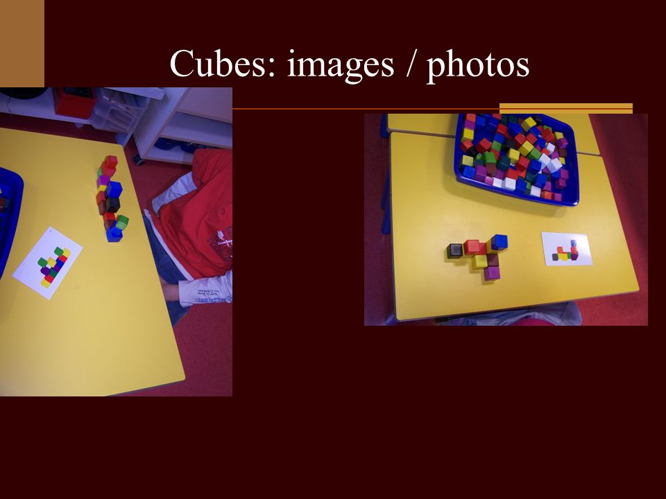 Cubes: images / photos