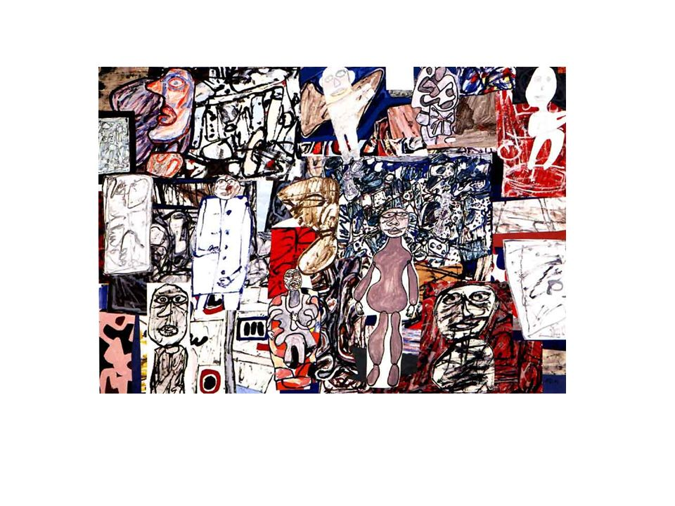 Jean Dubuffet, 1962: Affluence