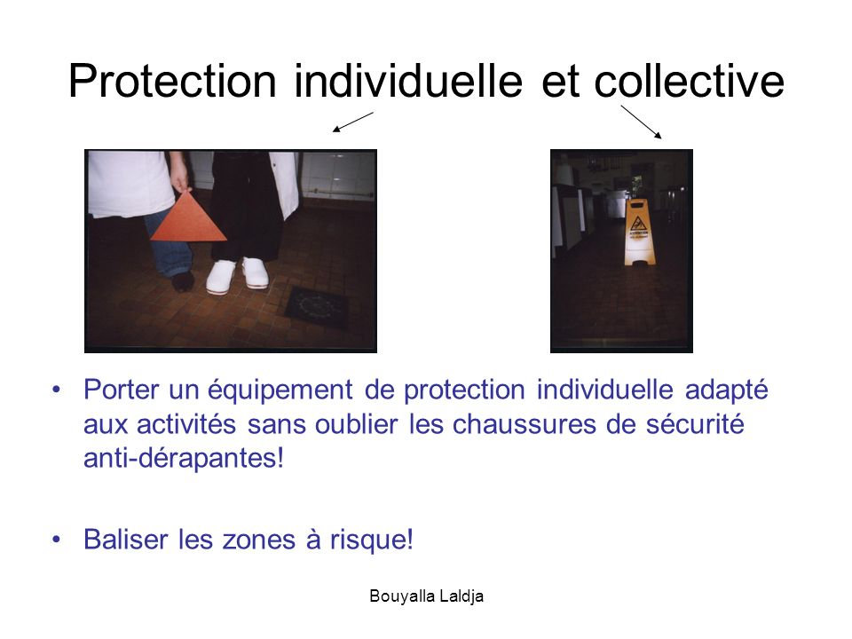 Protection individuelle et collective