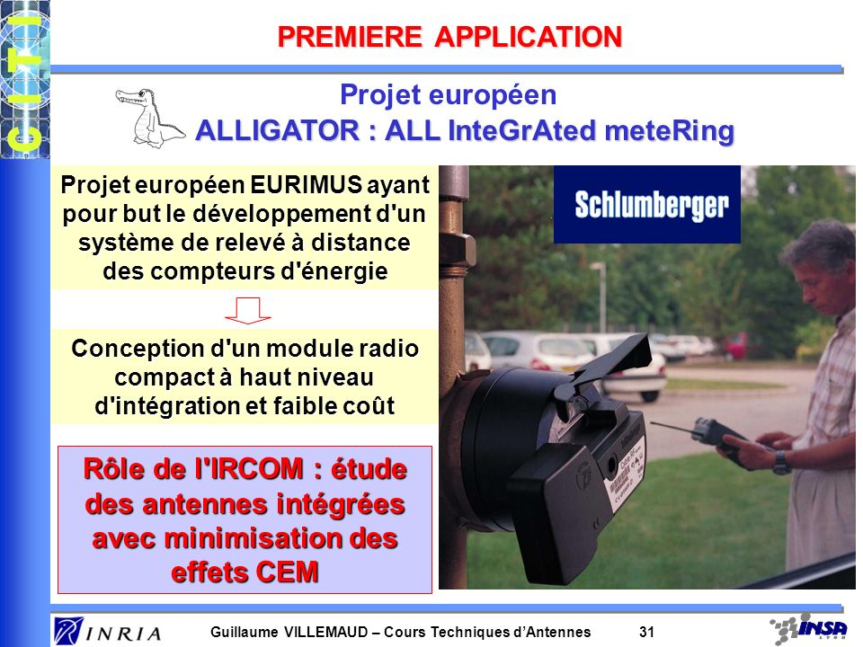 ALLIGATOR : ALL InteGrAted meteRing
