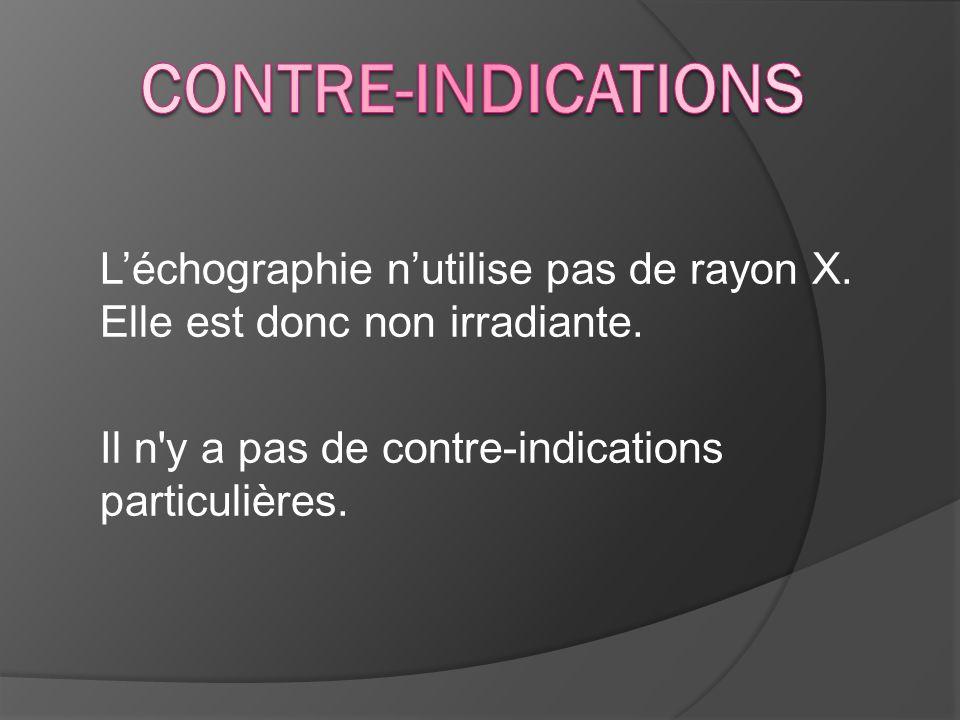 rayon x 9 ch indication
