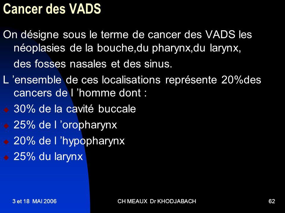cours orl ifsi ch meaux 3 et 18 mai 2006 ch meaux dr