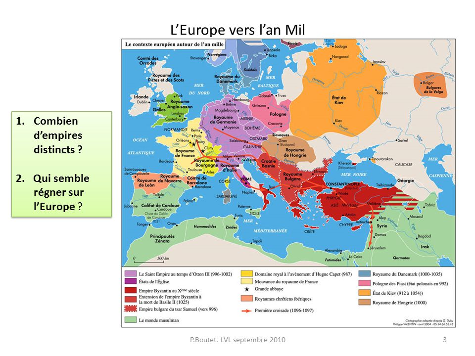Carte Europe Xiieme Siecle.Societes Et Cultures De L Europe Medievale Du Xie Au Xiiie