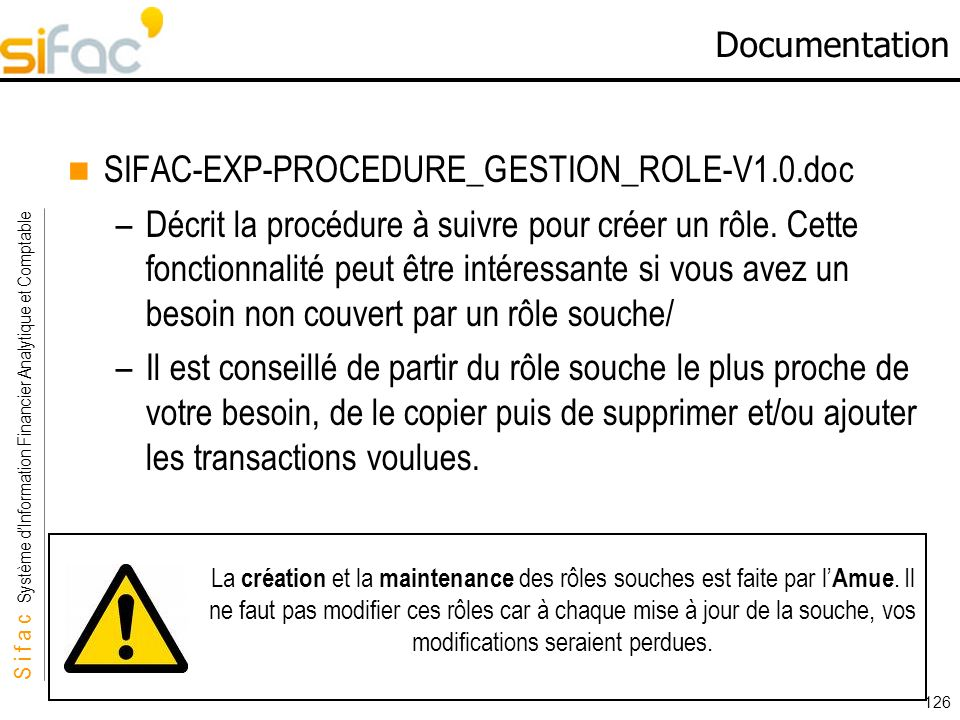 Documentation SIFAC-EXP-PROCEDURE_GESTION_ROLE-V1.0.doc.