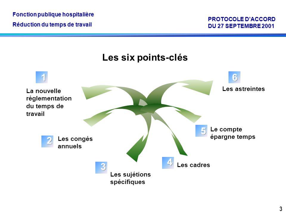 Protocole D Accord Sur La Reduction Du Temps De Travail Dans La