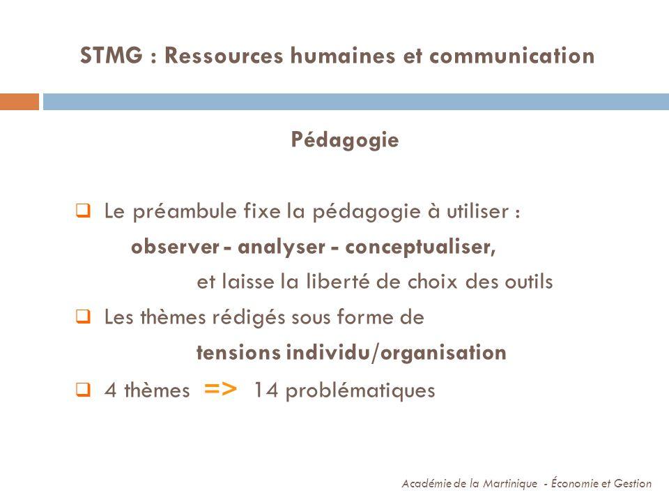 ressources pédagogiques stmg