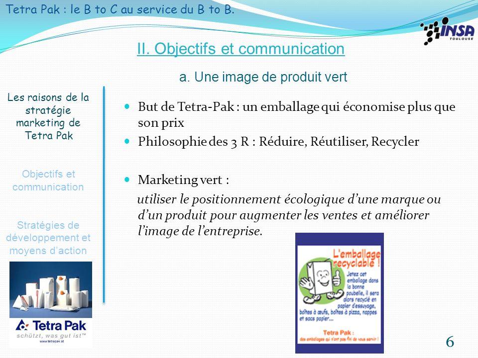 Tetra Pak Le B To C Au Service Du B To B Ppt Video Online
