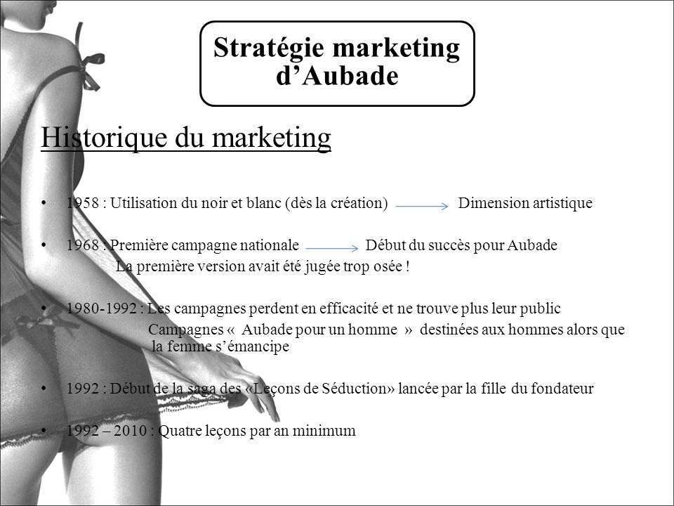 special sales reasonably priced uk store LA STRATEGIE MARKETING D'AUBADE - ppt video online télécharger