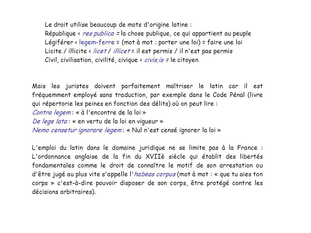 Le Latin Apres Le Latin Ppt Telecharger