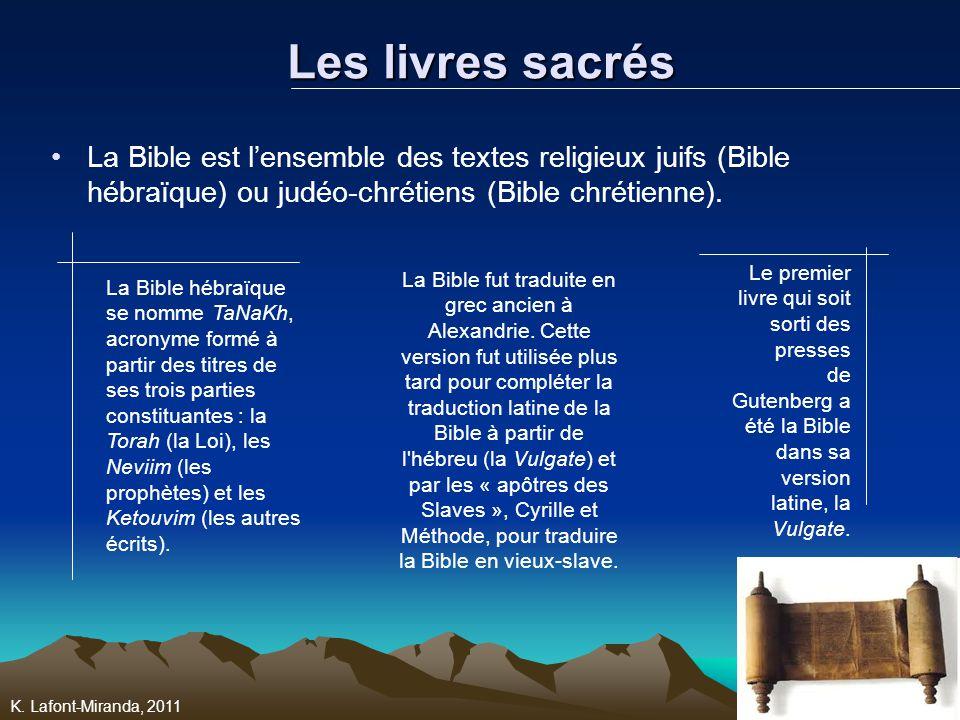version hébraïque de la bible