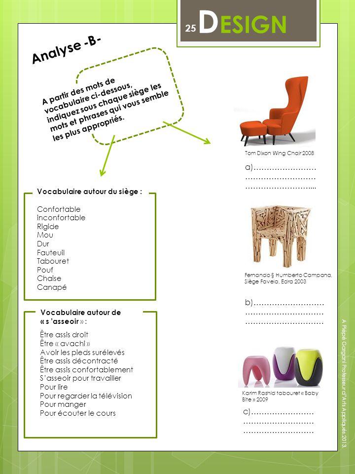 design introduction l objet industriel mieux que tout autre est le miroir de son temps qu il. Black Bedroom Furniture Sets. Home Design Ideas