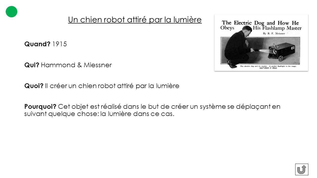 frise chronologique l volution des robots ppt video online t l charger. Black Bedroom Furniture Sets. Home Design Ideas