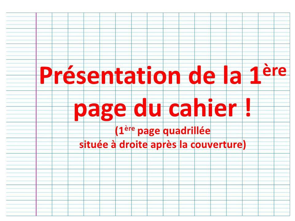 Bien connu Présentation du cahier de - ppt video online télécharger YN11