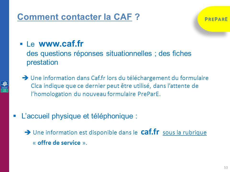 CAF TÉLÉCHARGER CLCA FORMULAIRE