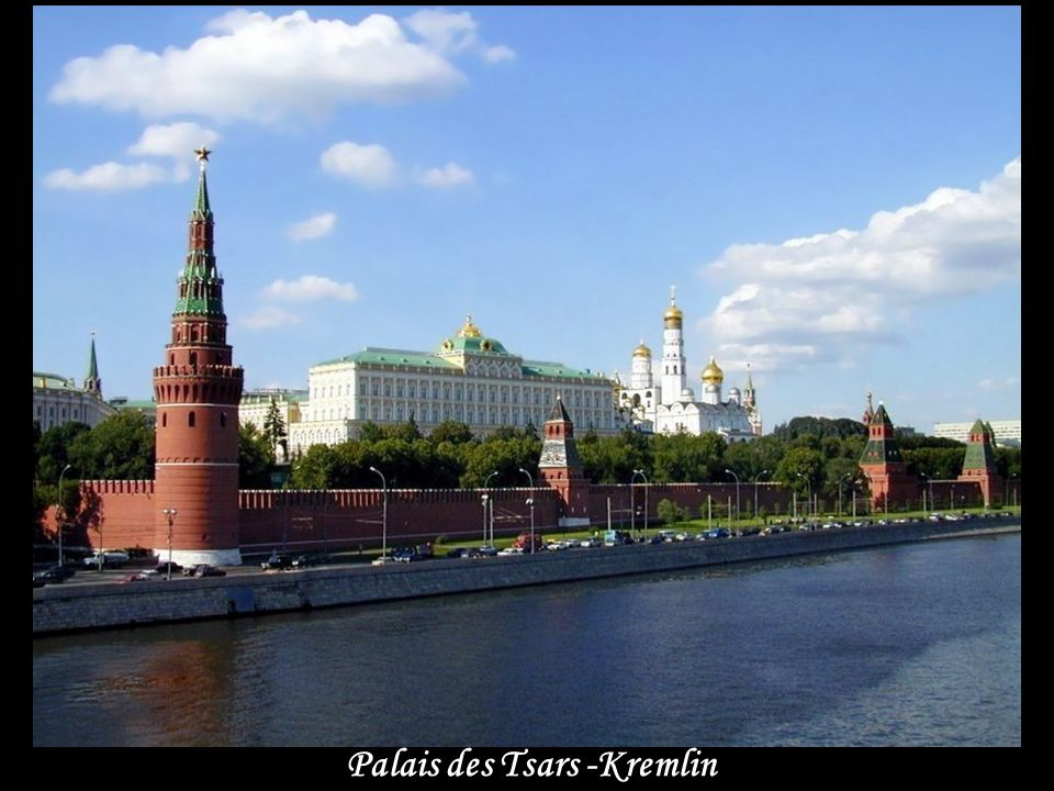 moscou kremlin palais des terems