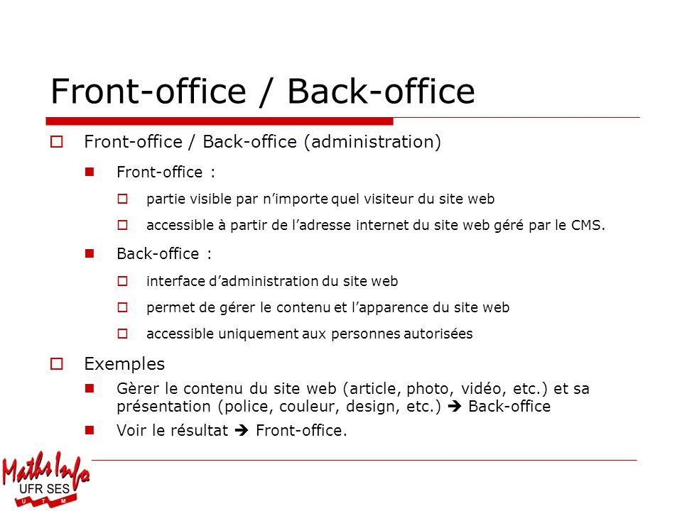 Les Systemes De Gestion De Contenu Ppt Video Online Telecharger