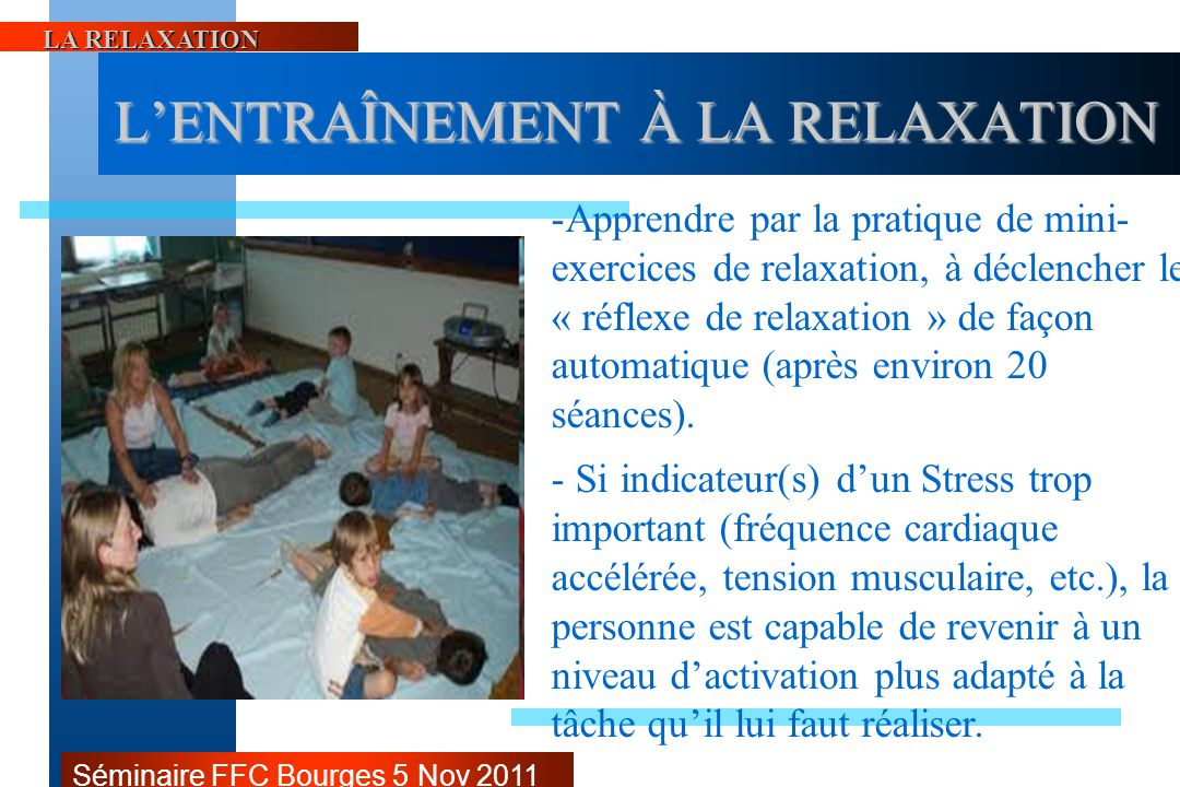 relaxation rythme cardiaque
